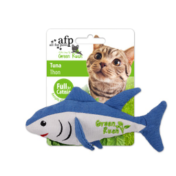 Green Rush Peluche Atun Con Catnip