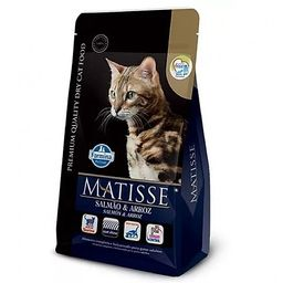 Matisse adulto Salmón y arroz 2 kg