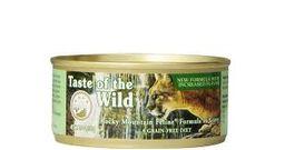 Taste of the wild Rocky mountain Feline Humeda 85 gr