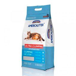 Arena para gatos America Litter odor control 15 kg