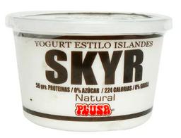Yogurt Skyr Plusa X500G