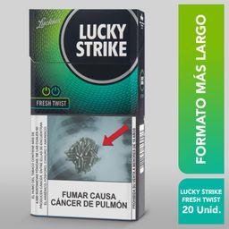 Lucky Strike Fresh Twist 20Und