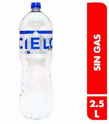Cielo S / Gas 2.5 Lt