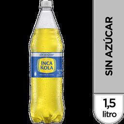 Inca Kola Sin Azucar 1.5 Lt