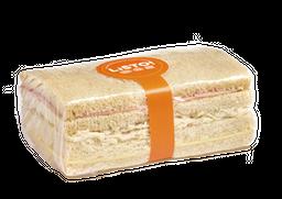 Listo Empacado Triple Pollo/Jamon/Queso