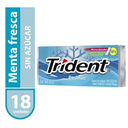 Trident Evup 30.6 Gr, Freshmint