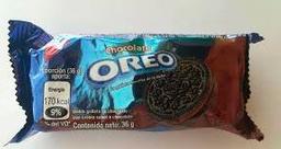 Oreo 36Gr, Chocolate