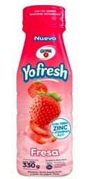 Gloria Yofresh Fresa 330 G