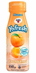 Gloria Yofresh Durazno 330 G