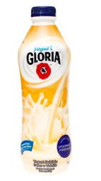 Gloria Yogurt Francesa 1Lt