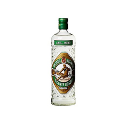 Anís Del Mono Verde Seco Botella