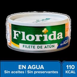 Florida Filete de Atún en Agua y Sal