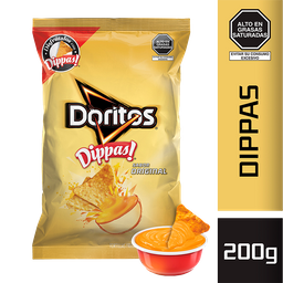Doritos Dippas Amarillo 200 Gr.