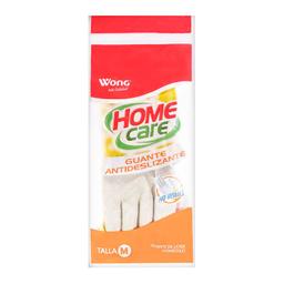 Guante Home Care Antideslizante Talla M 1 U