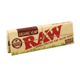 Papel Raw Organico