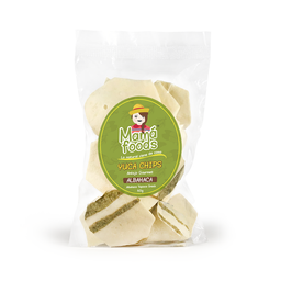 Mama Foods Yuca Chips Albahaca