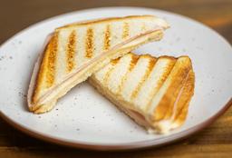 Sándwich de Jamón de Pavo