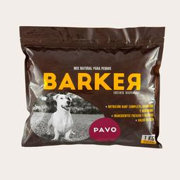 Barker Perros Pavo 1 Kg