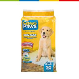 Pañales Claw&paws X 30pads (60 X 60 Cm) (69951)