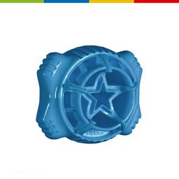 Hero Small Usa Treat Bone Ball, Blue (66017)