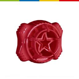 Hero Small Usa Treat Bone Ball, Red  (66001)