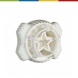 Hero Small Usa Treat Bone Ball, White (66025)