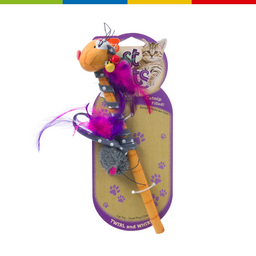 Hartz Jfc Twirl And Whirl Cat Toy (63942)