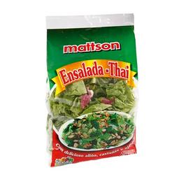 Ensalada Thai X 260 Gr Mattson