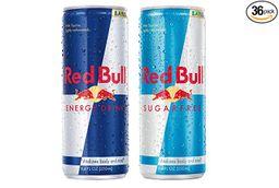 Redbull Lata Red Bull Sugar Free