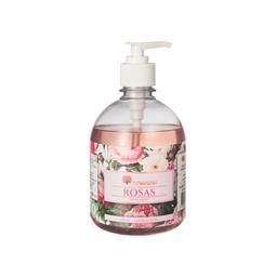 Binatural Jabón Líquido De Rosas