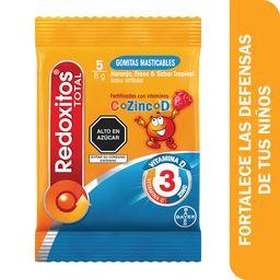 Redoxitos Total Gomitas Con Vitaminas
