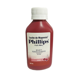 Leche De Magnesia Phillips Cereza 120 mL