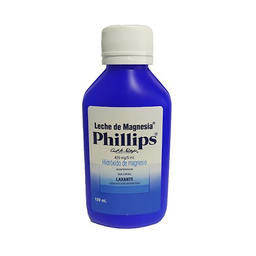 Leche De Magnesia Phillips Clasica 120 mL