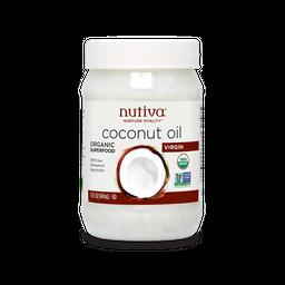 Aceite de Coco Virgen Nutiva