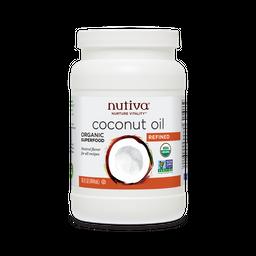Nutiva Aceite De Coco Refinado