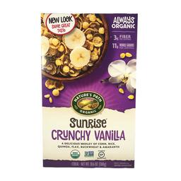 Cereal Sunrise Crunchy Vainilla Nature's Path 300 g
