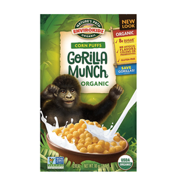 Cereal Gorilla Munch Nature's Path 284 g