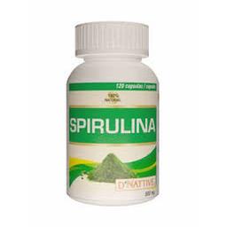 D Nattive Spirulina