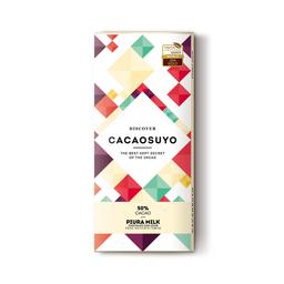 Cacaosuyo Tableta Chocolate Leche 50%