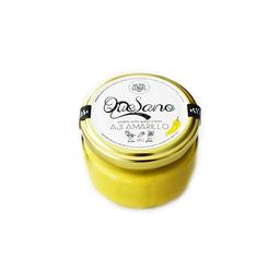 Queso Crema Vegano de Aji Amarillo Que Sano