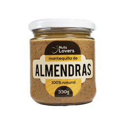 Nuts Lovers Mantequilla de Almendras