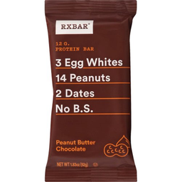 Rxbar Peanut Butter Chocolate 52 g