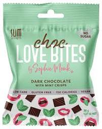 Calypso Love Bites Dark Chocolate With Mint
