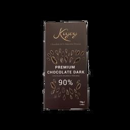 Calypso Chocolate Dark 90% Kuyay