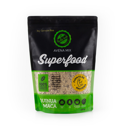 Huella Verde Avena Mix Superfood