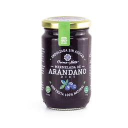 Crema&Nata Mermelada De Arándano Diet