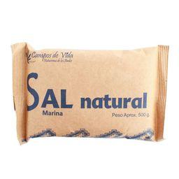 Sal Marina Natural 500Gr Campos De Vida
