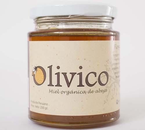 Miel Orgánica Floración Olivo 250Gr