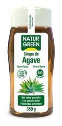 Miel de Agave x 360gr NATUR GREEN
