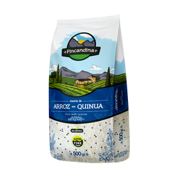 Arroz Con Quinua Fincandina 500Gr